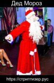 Дед Мороз шоу