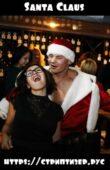 Santa Claus стриптиз танец на новогоднем девичнике