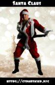вызвать Санта Клауса стриптизера